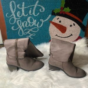 Women's Charlotte Russe Boots size 8